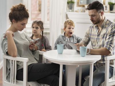 Teknoloji çocukları: 'Cep telefonu olmak isterdim'