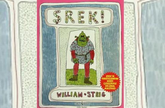 Çocuklarınızı çirkin kahraman 'Shrek'ile tanıştırın