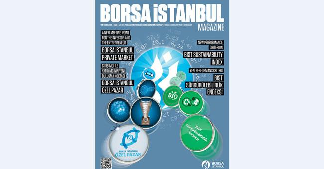 Borsa İstanbul Magazine'in 4. sayısı çıktı