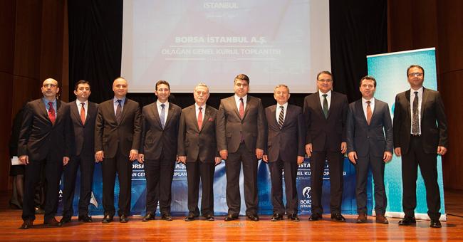 Borsa İstanbul'da Yeni Yönetim Kurulu Belirlendi