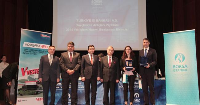 Borsa İstanbul'da En Fazla İşlem Hacmini Gerçekleştiren Yatırım Kuruluşları Ödüllendirildi