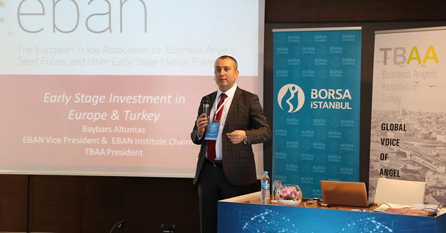 EBAN - Melek Yatırımcılık Sertifika Programı Türkiye'de ilk kez gerçekleştirildi