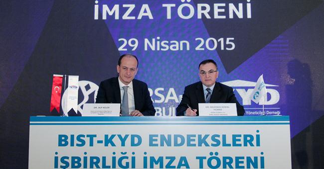 Borsa İstanbul ve TKYD arasında Dev İş Birliği