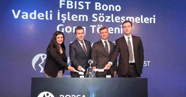 Borsa İstanbul ve Finansinvest'ten VİOP'da bir ilk