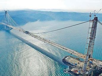 Topbaş'tan 3. köprüde diplomasi turu