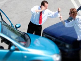 Otomobilin fiyatının yarısından daha fazla sigorta bedeli istendi