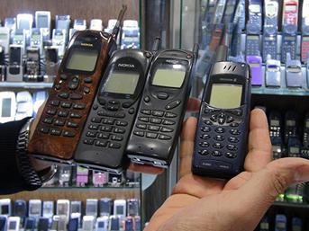 Eski telefonların içinden altın çıkıyor