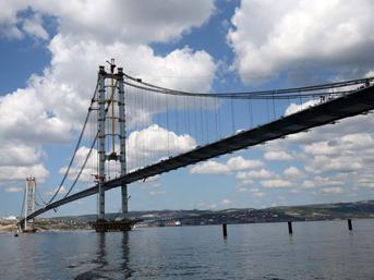 Körfez Köprüsü yarın açılıyor