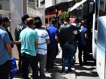 Kamuda görevden alınanların sayısı 67 bine yaklaştı