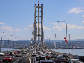 Osman Gazi Köprüsü'nden ister geç ister geçme 40 dolar