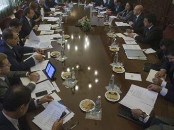 Rusya krizi sonrası ilk üst düzey toplantı