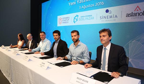 Borsa İstanbul Özel Pazar'da Sinemia'ya yeni yatırım