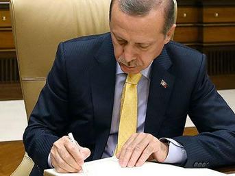 Erdoğan 'borç yapılandırma' kanununu onayladı