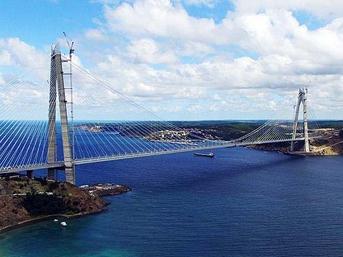 Üçüncü köprü ev fiyatlarını uçurdu