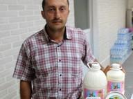 'Alo Süt' hattını kurdu, hayatı değişti!