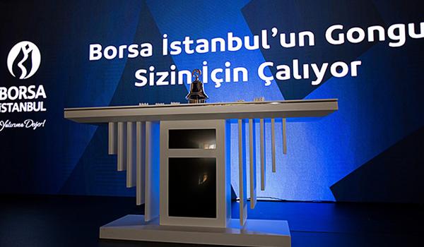Borsa İstanbul'da Gong sizin için çalıyor!