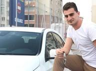 Bin liraya son model Mercedes sahibi oldu