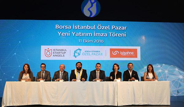 Borsa İstanbul Özel Pazar'ın 12. Yatırımı iyisahne.com oldu