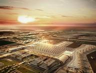 Üçüncü havalimanının yüzde 'i tamamlandı