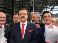 ATO başkanlık seçimlerini Gürsel Baran kazandı