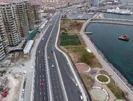 Açılışına günler kalan Avrasya Tüneli'nin havadan görüntüleri