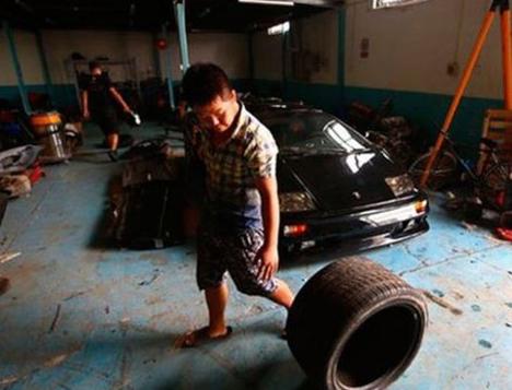 Çinliler sıfırdan Lamborghini yaptılar