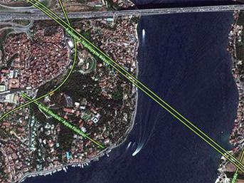 İstanbul Boğazı'na füniküler hattı
