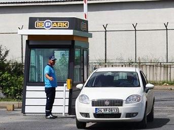 Otoparkta kartla ödeme dönemi