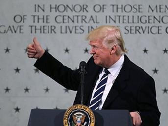 Trump 'açıklayacağım' dedi, ABD borsası rekora koştu