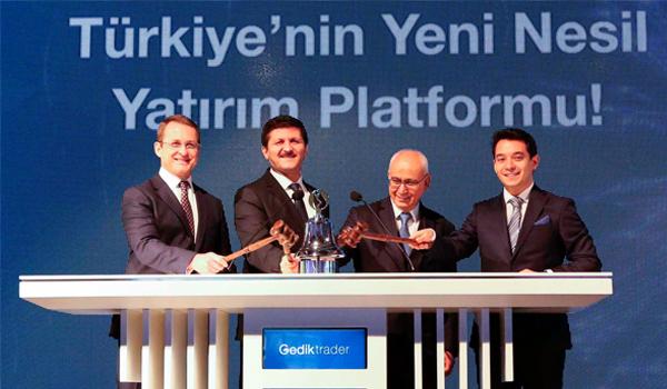 Borsa İstanbul'da GongGedik Yatırım için çaldı