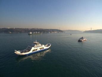 İstanbul'un yeni vapur hattı hizmete başlıyor
