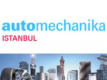 Automechanika Istanbul 6-9 Nisan 2017'de gerçekleşecek