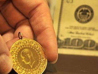 Dolar ve altın düşüşte
