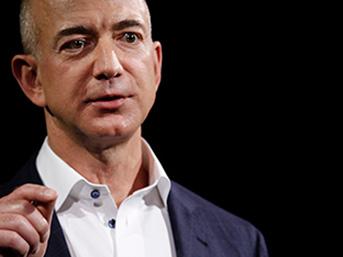 Dünyanın en zengin 2. insanı: Jeff Bezos
