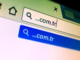 '.tr' pazarı 8,5 milyon lirayı geçti