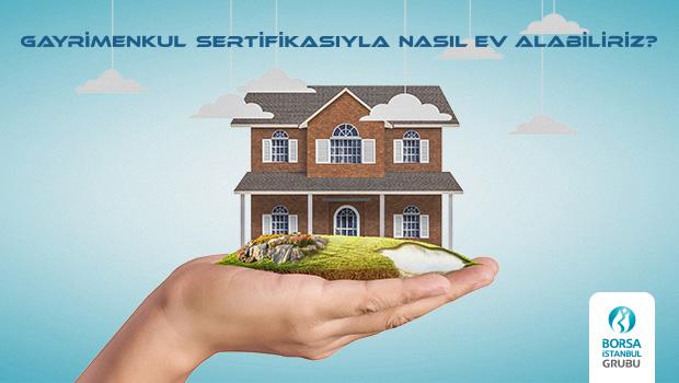 Borsa'da ev satışları başladı