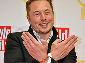 Elon Musk 15 miyon doları bağışladı