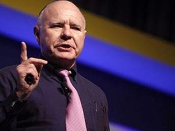 `Doktor Kıyamet`e göre borsalarda %40`a varan düşüşler olabilir