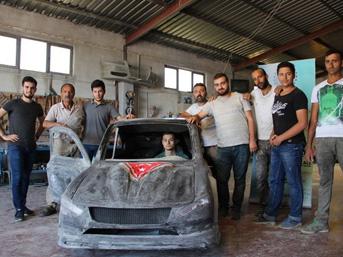 KTÜ'lü öğrencilerden kilometrede 1 kuruş yakan hibrit araç 'Yavuz'