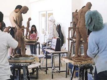 ERÜ Güzel Sanatlar Fakültesi, 3 bin lira ücretle canlı model arıyor
