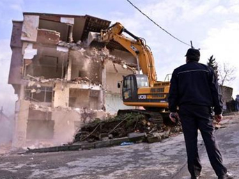 Türkiye`de yaklaşık 10 milyon konutun deprem sigortası yok