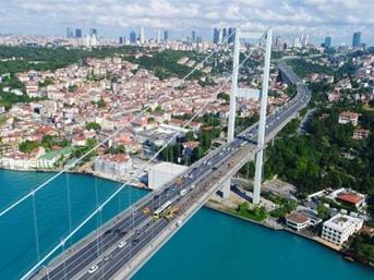 15 Temmuz Köprüsü'ndeki çalışma bugün bitiyor
