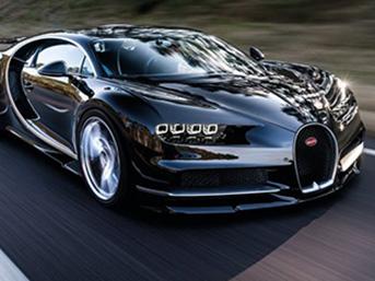 Yeni dünya rekoru Bugatti Chrion'dan geldi