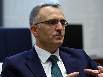 Maliye Bakanı'ndan vergi indirimi açıklaması
