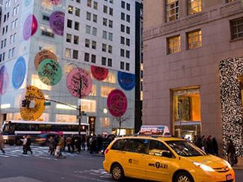 30 Türk markası New York'a dükkan açtı