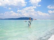 Salda Gölü'nü yaklaşık 250 bin kişi ziyaret etti