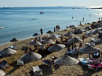 'Bayramda, yaklaşık 1 milyon kişi tatil yaptı'