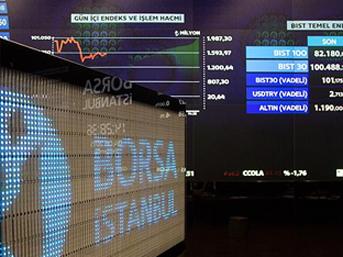 Borsa kayıplarını telafi ediyor