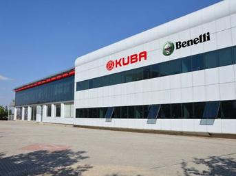 Benelli Motosiklet Gaziantep'te üretim tesisi kuruyor