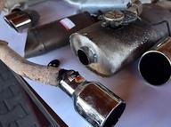 'Vuvuzela egzoz' polise takıldı